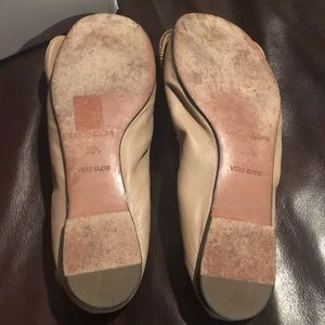 See By Chloe Shoes - See by Chole 35 1/2 flat shoe zipper bow ballet